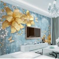 美墙大师个性定制壁纸壁画墙布装饰背景墙