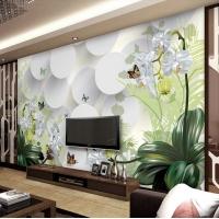 美墙大师个性定制新中式壁纸壁画墙布装饰背景墙