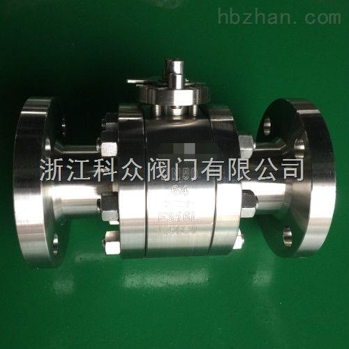 高压硬密封球阀 高压不锈钢球阀 316L不锈钢硬密封球阀