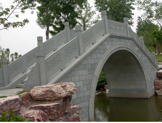 桥护栏花纹雕刻图案图片大全