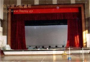 佳木斯舞台拉拉幕
