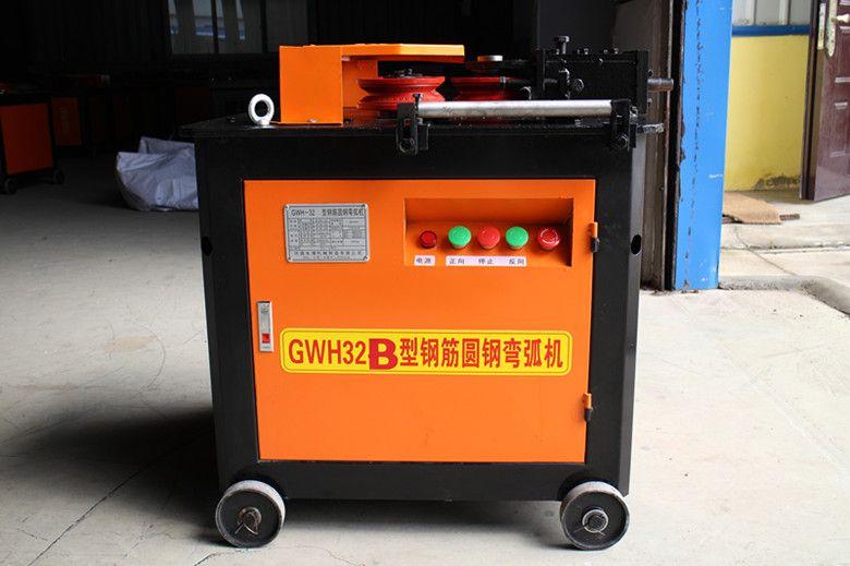 机械设备 GWH-32A型钢筋圆钢滚圆机 质量保证 高效耐用
