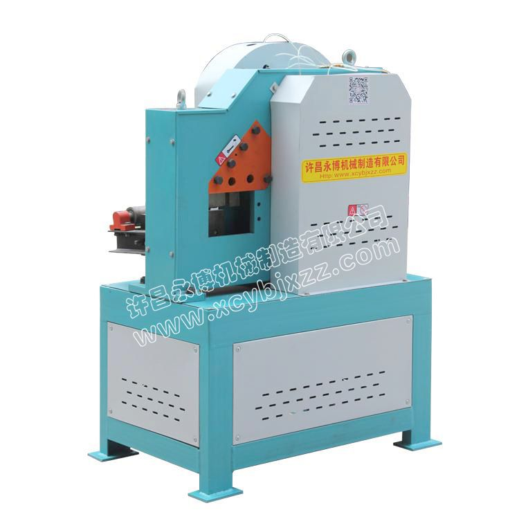 永博机械CQ-120槽钢切断机