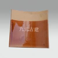 '九元牌'高温黄琉璃瓦,优质价廉