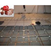 [艾飞敏]机房防静电架空地板PVC地板压延紫铜带,静电释放铜