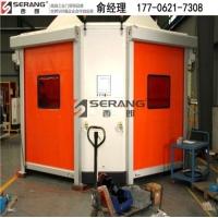 焊接工作站防护快速门