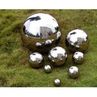 不锈钢抛光圆球 花圆围栏装饰球