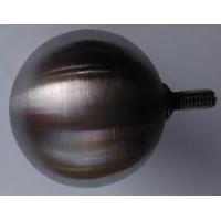 专业不锈钢精品抛光拉丝圆球小拉手