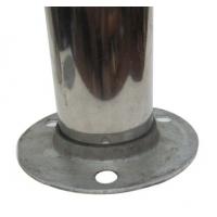 不锈钢加固焊接垫片直接拉爆螺丝打入水泥垫片