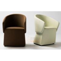 时尚休闲会客沙发 办公会议沙发 单人接待沙发椅