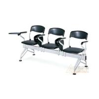 培训排椅 带写字板等候排椅 教学学习阶梯教室连排课桌椅批发