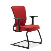 办公家具椅子 弓形脚网布会客椅 广东会议椅批发