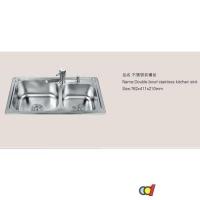成都-万腾洁具-不锈钢水槽-AGP109