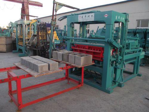 水泥砖机价格_出口尼日利亚水泥砖机,混凝土搅拌机 - 建丰 - 九正建材网