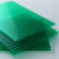 阳光板温室保定阳光板雨棚