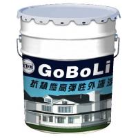 香港沽泊利TDM806防積塵彈性外墻乳膠漆