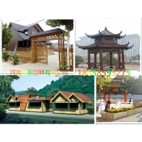 郑州木屋|公园木屋|木屋别墅