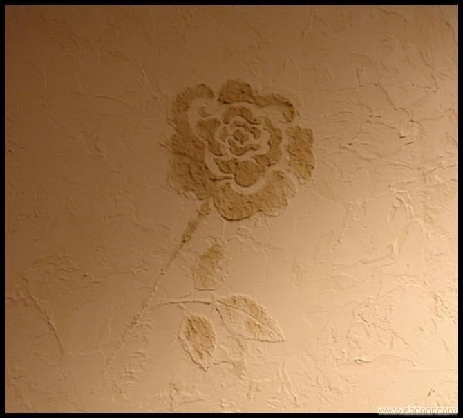 玫瑰花纹理