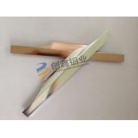 高档橱柜铝材拉手 UV门板拉手 深加工铣型拉手