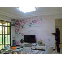 广州正源墙纸3d壁画个性化壁纸附带实拍图