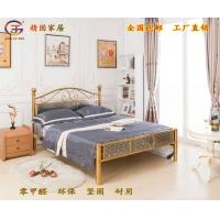 《精固家居》304不锈钢床1.5米/1.8米