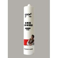 古德G001防霉裂家装玻璃胶 透明无味型中性胶