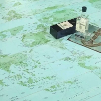 鸿基自然风地板-私人定制
