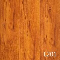 鸿基自然风地板-长板亮面地板L201