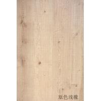 鸿基自然风地板-同步纹系列 原色浅橡