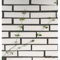 新款文化砖 劈开砖 外墙砖 白色外墙砖
