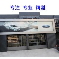鑫广大铝合金透视门 汽车4S店透视门 工业门