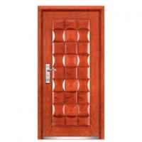 旺家乐安全门-钢木门