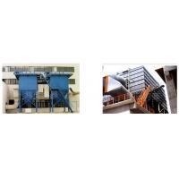 济南生产 环保 收尘设备 LMF菱形袋收尘器