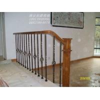 南京伯爵楼梯-----碳钢鸟巢护栏