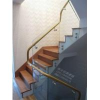 南京伯爵楼梯-----水泥现浇玻璃护栏