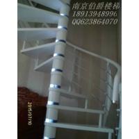 南京伯爵楼梯----中心柱旋转梯