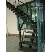南京伯爵楼梯----红橡豪华龙骨