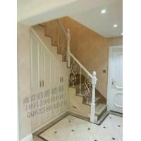 南京伯爵楼梯----花艺护栏