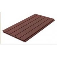咖啡色线条状陶板KL301876