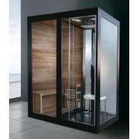 蒙娜丽莎干湿蒸桑拿蒸汽房整体淋浴房电脑蒸汽房套