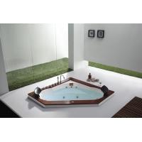 招商蒙娜丽莎室内按摩冲浪亚克力浴缸正品直销蒙