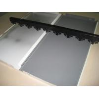 厂家直销300mm宽防风铝条扣 S型高边铝扣板