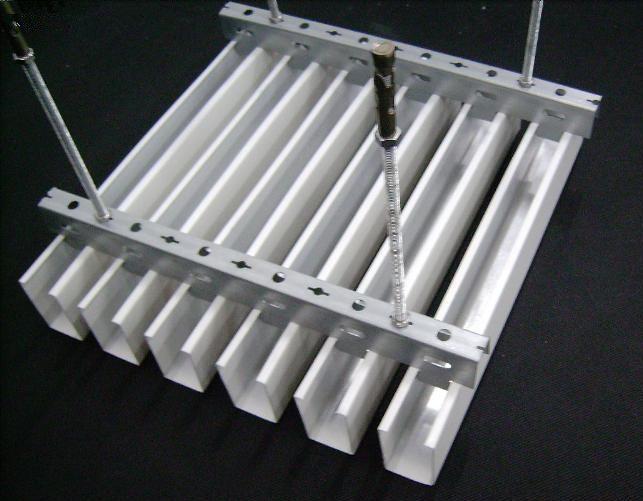 铝方通吊顶材料市场价格