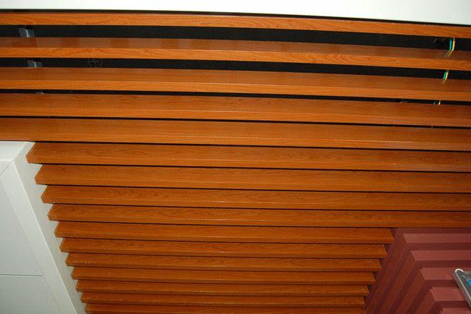 吊顶木纹铝方通 50*100
