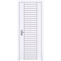 杭州港龙木门 免漆套装门 室内门 实木复合门