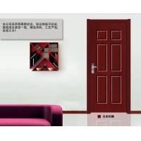 杭州港龙木门 免漆门 室内门 套装门 实木复合门
