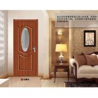 杭州港龙门业 免漆玻璃门 室内门 套装门 实木复合门