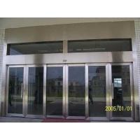 青岛玻璃门生产供应西格玛厂家直销防盗透光降噪
