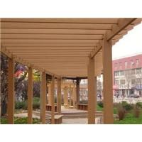 供应塑木围栏,塑木栅栏,木塑,塑木