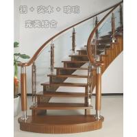 复式别墅楼梯,家居楼梯,不锈钢室外楼梯,不锈钢立柱